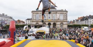 Deux XTREM Jump Doublet à la Chti Délire