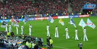 Finale de la Coupe de la Ligue 2014