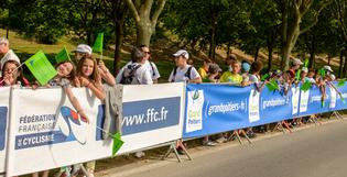 Doublet devient partenaire des championnats de France de Cyclisme