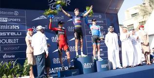 Doublet, partenaire technique du 1er Tour de Dubai