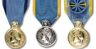 Modalités d'attribution de la médaille de la Jeunesse et des Sports