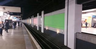 La Gare du Nord reprend des couleurs !