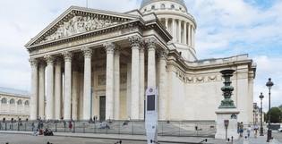 Paris réinvente les panneaux d'information !