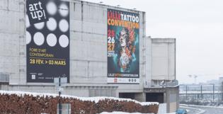 Doublet, partenaire de confiance : une décennie de collaboration avec Lille Grand Palais