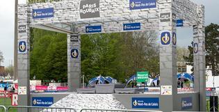 Dans les coulisses du Paris-Roubaix