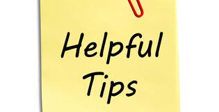La «tips list»