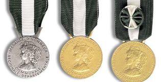 Modalités d'attribution de la médaille d'honneur régionale, départementale et communale