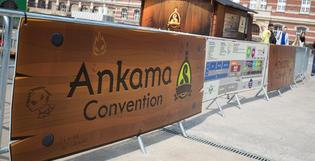 Convention Ankama – Dofus à la gare Saint-Sauveur