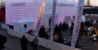Caesarstone lance une nouvelle gamme de couleurs aux Etats-Unis