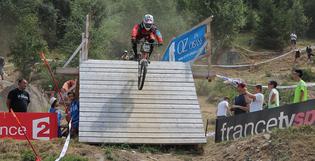 Doublet aux Championnats de France de VTT