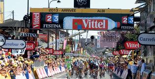 Découvrez en vidéo la prestation de nos équipes sur le Tour de France