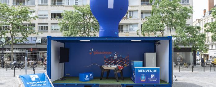 Coupe du Monde féminine de Football: Doublet mouille le maillot pour Valenciennes Métropole!
