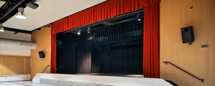 Doublet aménage l'ABACA, nouvelle salle polyvalente de Cherves-Richemont