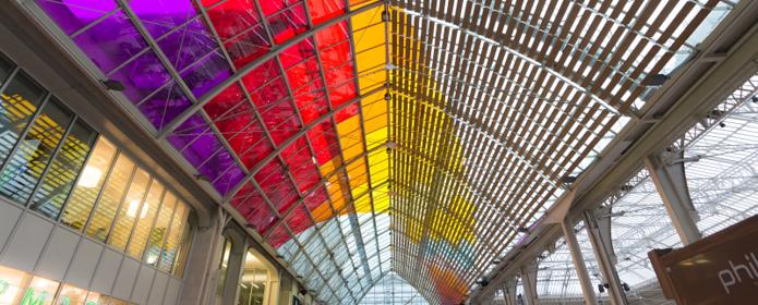 Nuit Blanche 2018 : Doublet voit Paris en couleurs