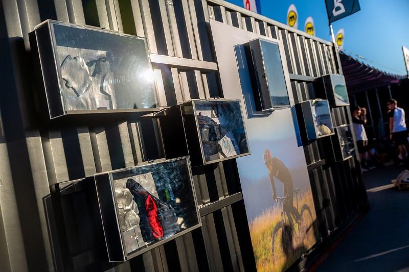 Roc Azur 2019 : Doublet conçoit 2 containers personnalisés pour Décathlon