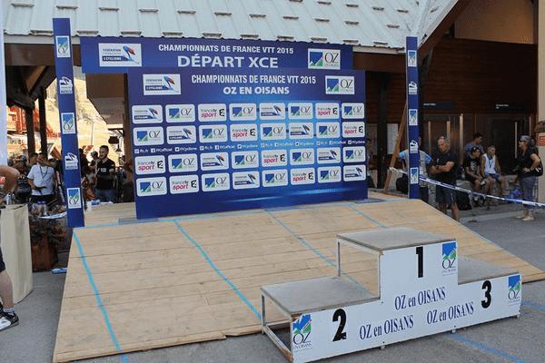 Championnats de France VTT 2015