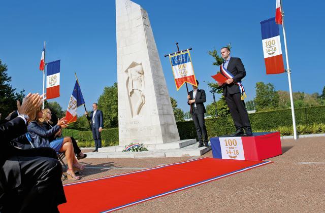 Commémoration centenaire 14 18