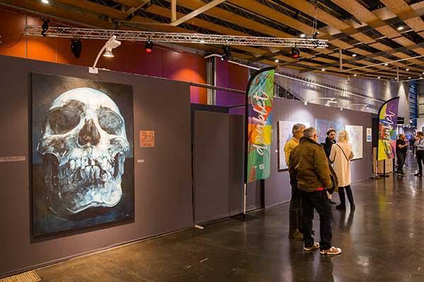DOUBLET contemporain sponsor et mécène de l'art depuis longue date