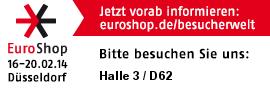 Euroshop Banner