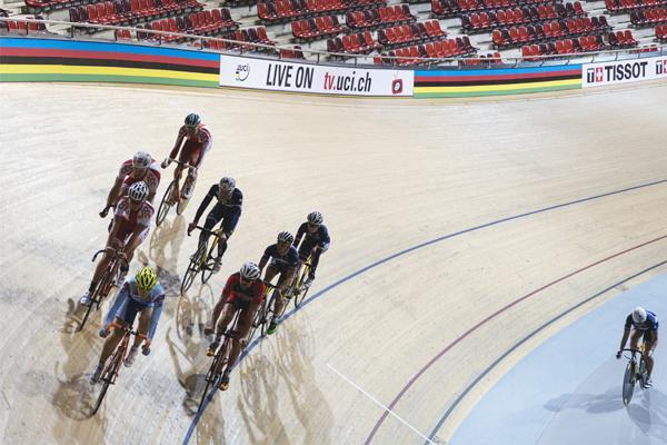 Championnats du Monde de Cyclisme sur piste