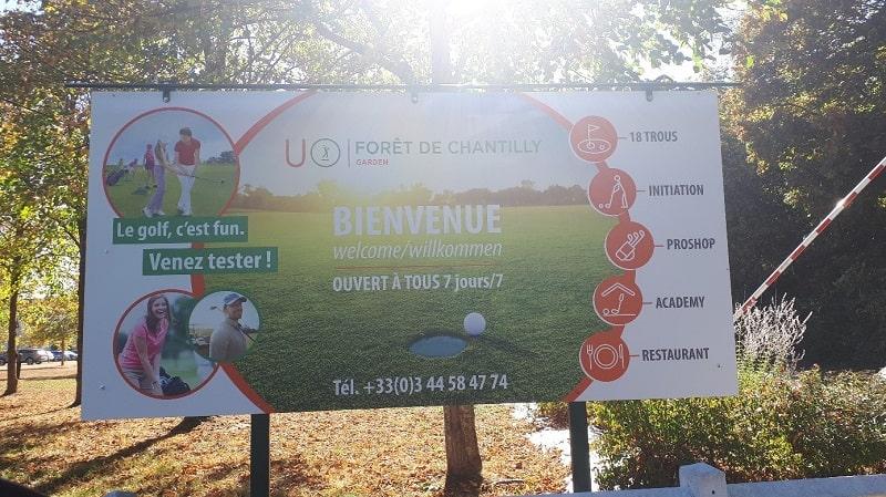 Signalétique : Doublet accompagne le réseau national UGOLF