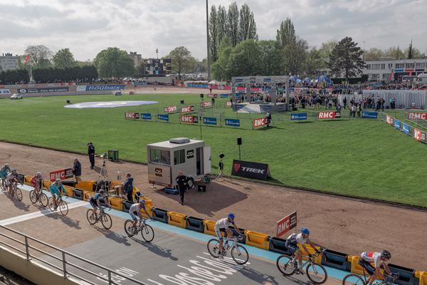 Vélodrome Paris-Roubaix