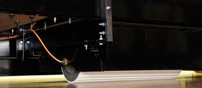 motorisation pour tribune t lescopique et gradin. Black Bedroom Furniture Sets. Home Design Ideas