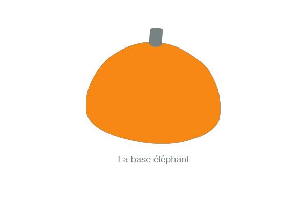 base elephant
