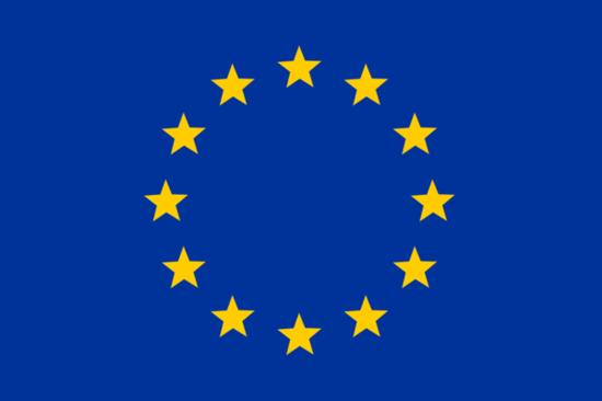 12 étoiles du drapeau europe