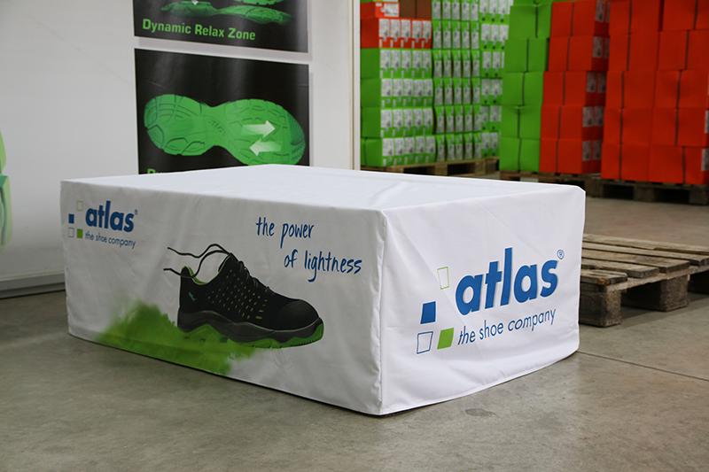 Hussen Atlas Schuhe