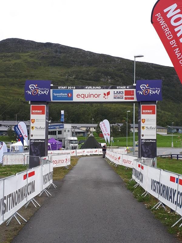 Arctic Race : Doublet au cœur de la nature norvégienne
