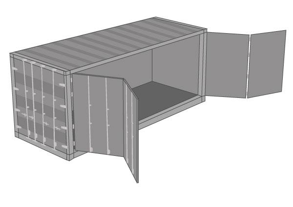 Les types de containers