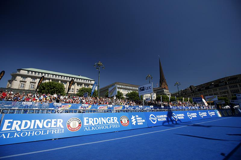 Itu world triathlon hamburg for Innendekoration hamburg