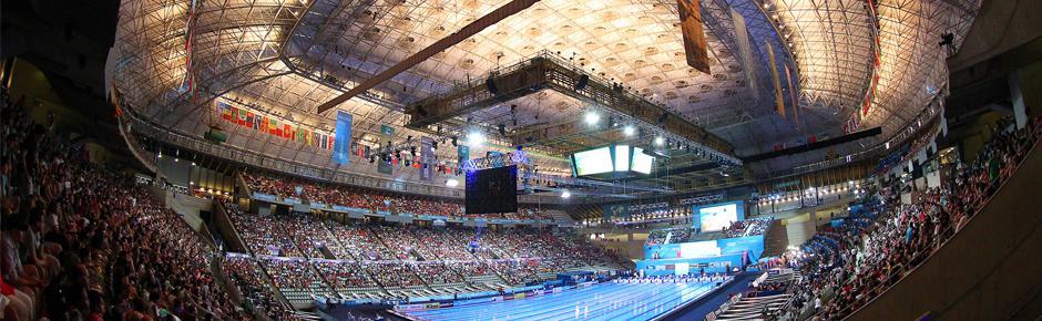 Campeonato del mundo de natación BCN 2013