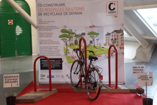 OCTAVE, parc à vélo écologique