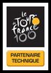 Logo Partenaire technique Tour de France