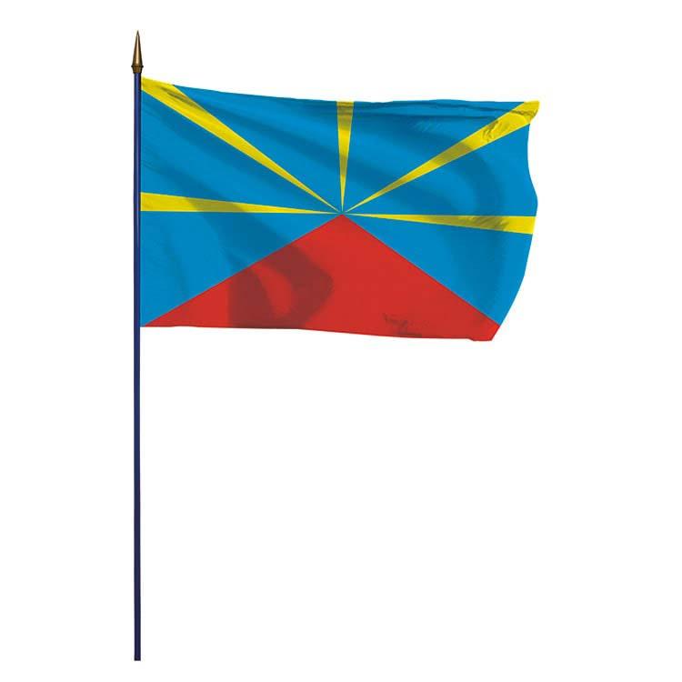 Drapeau de la province de la Réunion