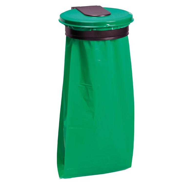 Support de sac Basic vert