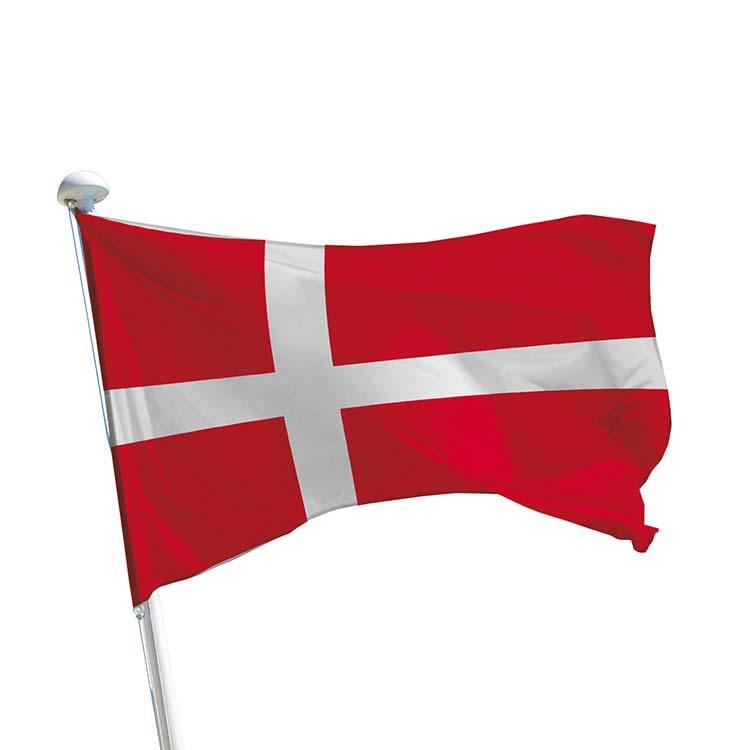Drapeau Danemark pour mât