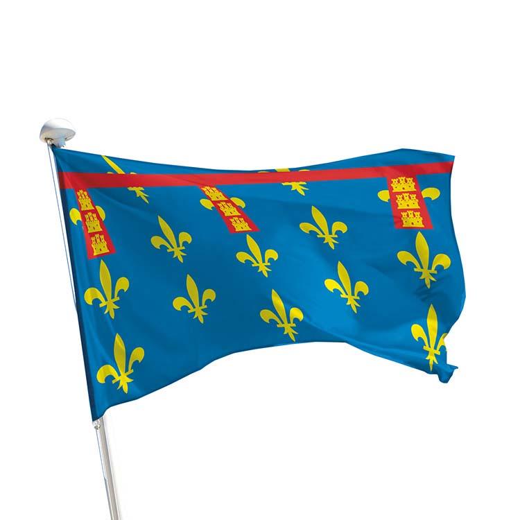 Drapeau province Artois pour mât
