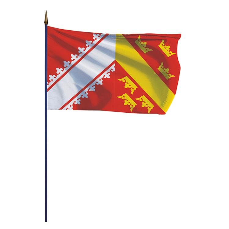Drapeau de la province d'Alsace