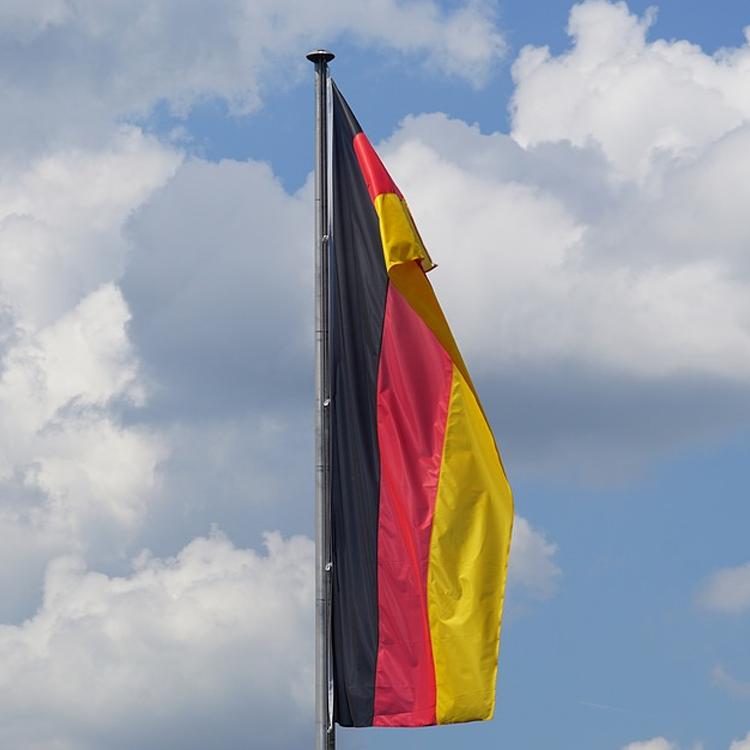 Deutschland hoch