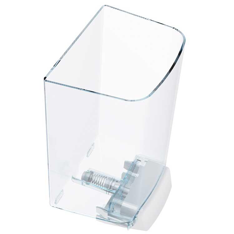 Réservoir du distributeur de gel à coude