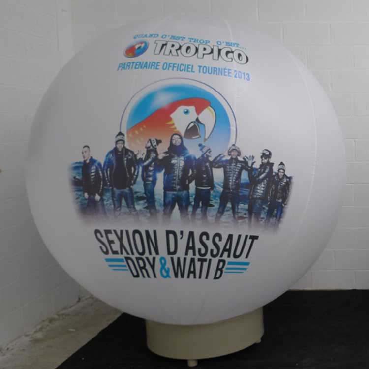 Ballon de foule Sexion d'Assaut