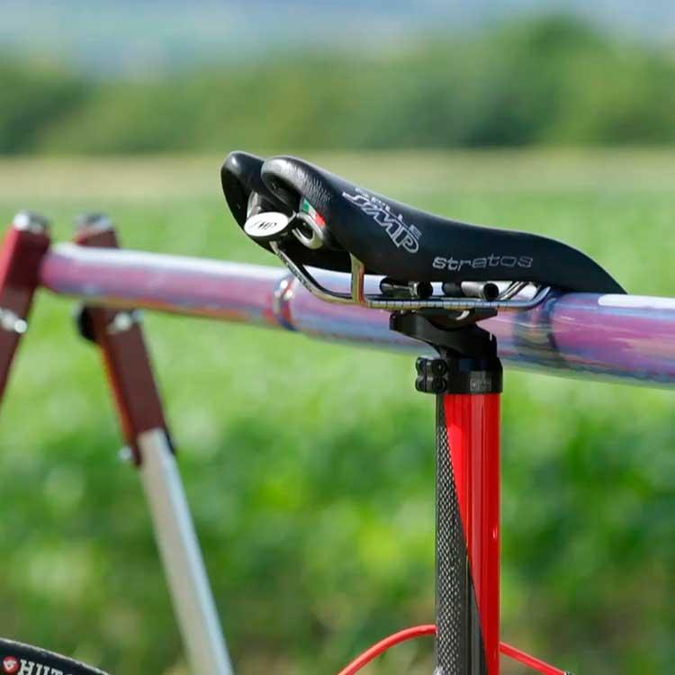 Rack à vélo pliant nomade triathlon