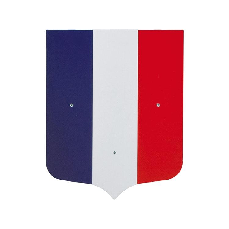 Ecusson français tricolore