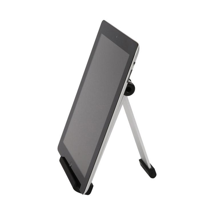 support tablette / smartphone vue profil