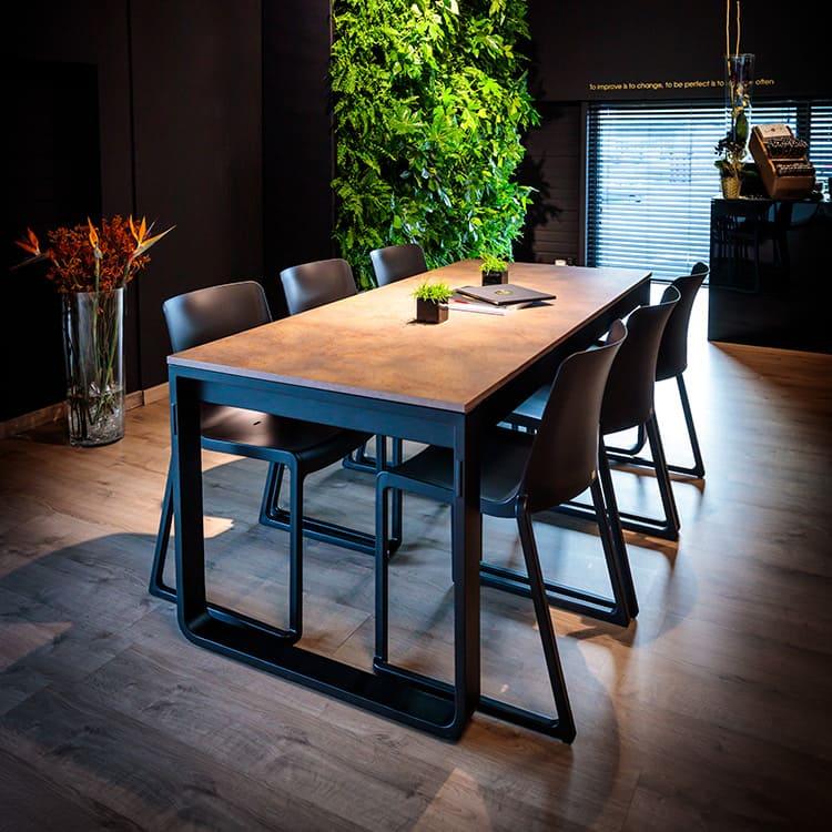 Table pliante Flow ambiance