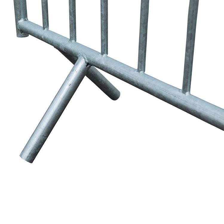 Pieds Barrière de sécurité Optima 4