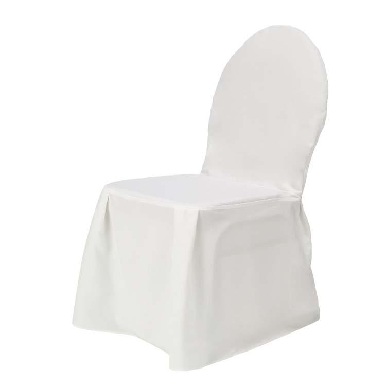 Housse d'habillage blanche